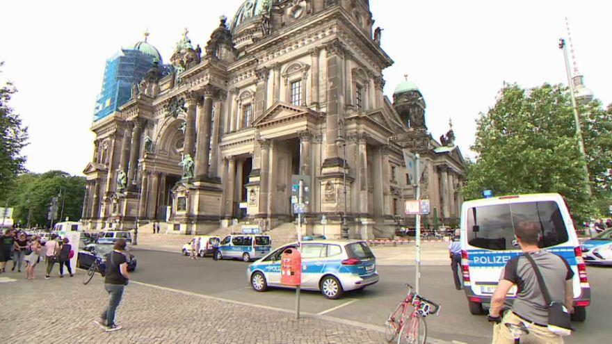 Berlino: l'attacco alla cattedrale non è di matrice terroristica