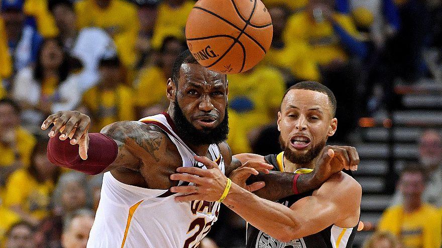 Segunda vitória dos Warriors na final da NBA