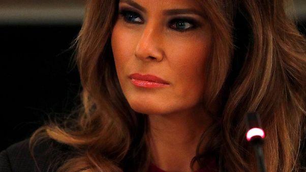#MissingMelania: Wo ist die First Lady?