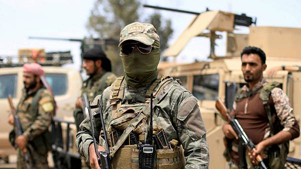 «نیروهای دموکراتیک سوریه»