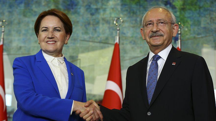 Kılıçdaroğlu'ndan Akşener'e destek: Hedef güçlü parlamenter sistem