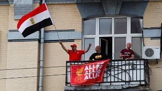 محمد صلاح ضمن تشكيلة الفريق المصري في كأس العالم