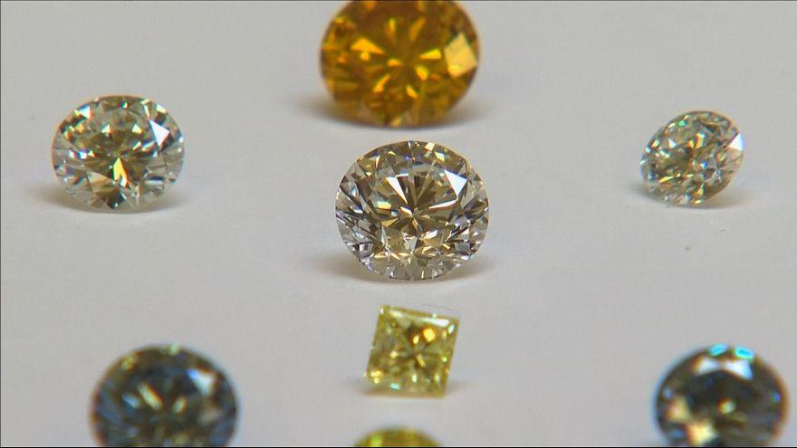 Exploração de diamantes é uma das principais exportações de Angola