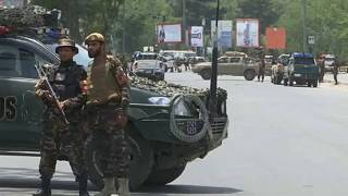 Atentado suicida en Kabul contra un grupo de clérigos