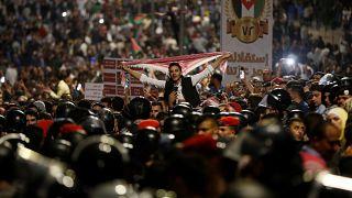 هانی ملقی، نخست وزیر اردن استعفا داد