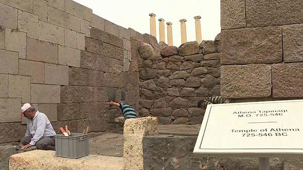 Izmir: Spuren der Minoischen Eruption entdeckt