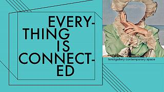 Isnotgallery: O Άντρος Ευσταθιού... «is connect-ed»!
