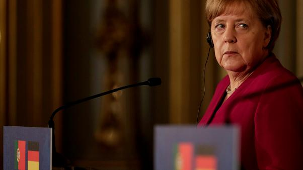 Germany's Merkel talks EU reforms, immigration