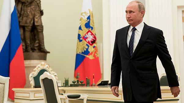 پوتین تحریمهای روسیه علیه ایالات متحده را امضا کرد