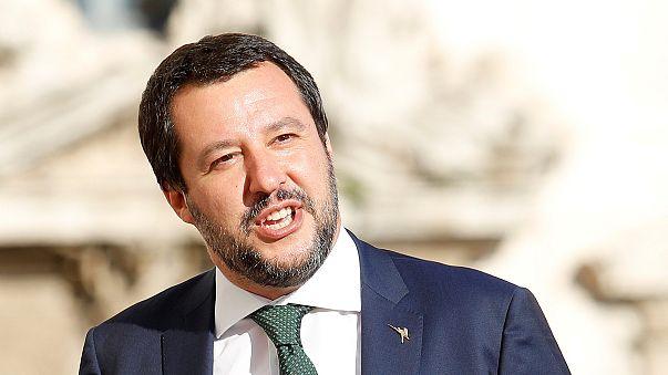 İtalya: Yeni İçişleri Bakanı'ndan Avrupa'ya 'rest'