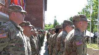 Lithuania hosts major NATO exercise