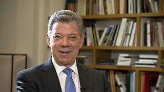 """Santos: """"Il processo di pace in Colombia è irreversibile"""""""