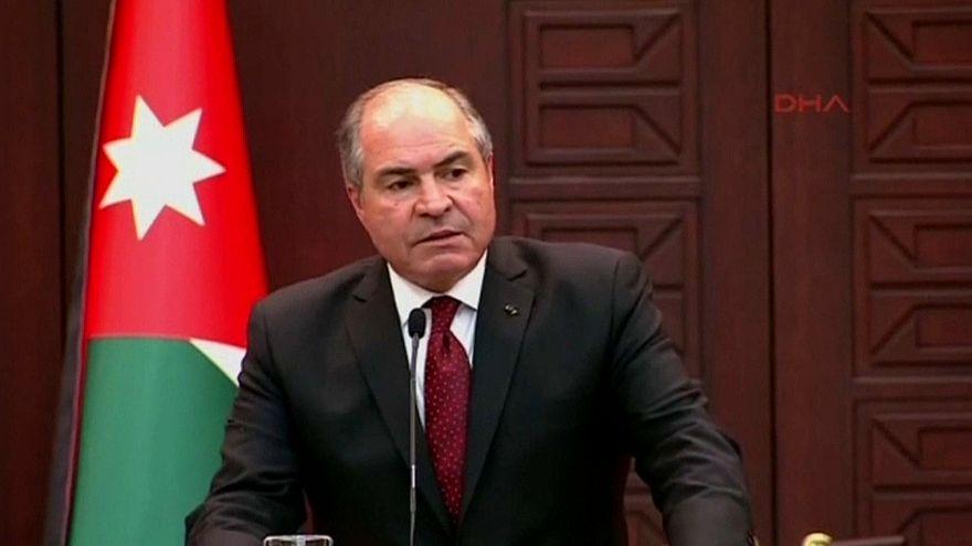 Отставка иорданского правительства