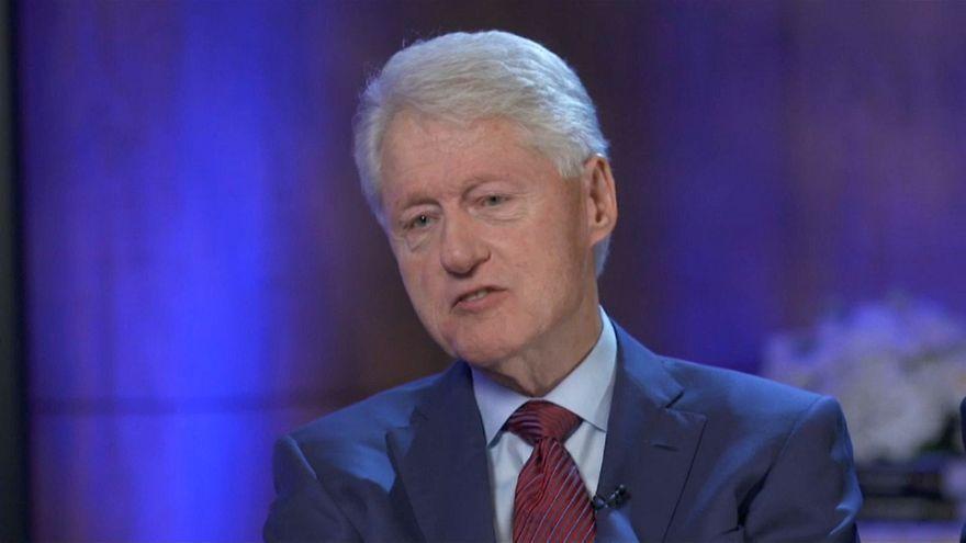 Eski ABD Başkanı Bill Clinton'dan kadınları kızdıracak açıklama