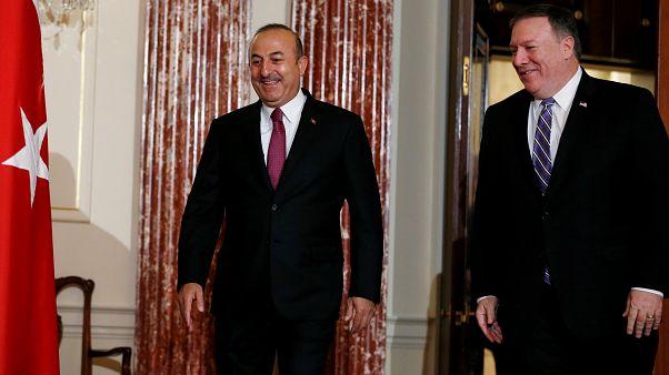 اتفاق تركي أمريكي بشأن انسحاب المسلحين الأكراد من منبج