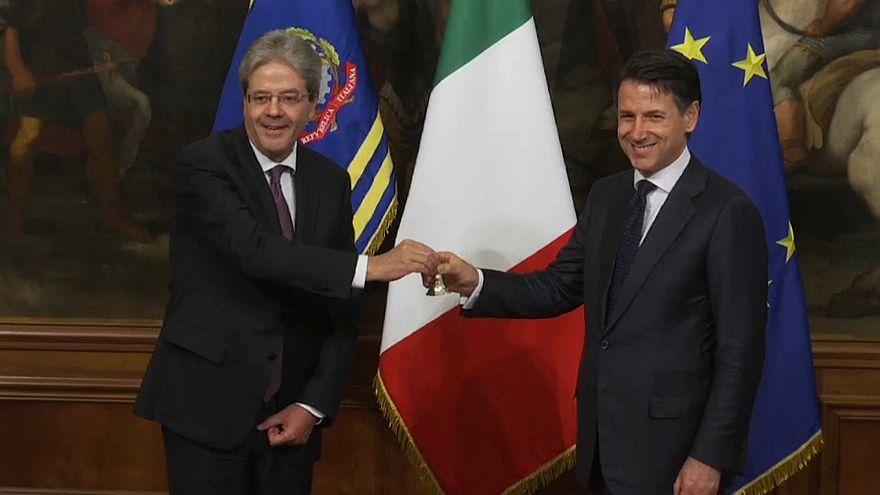 Neuer Ministerpräsident Conte übernimmt Amtsgeschäfte