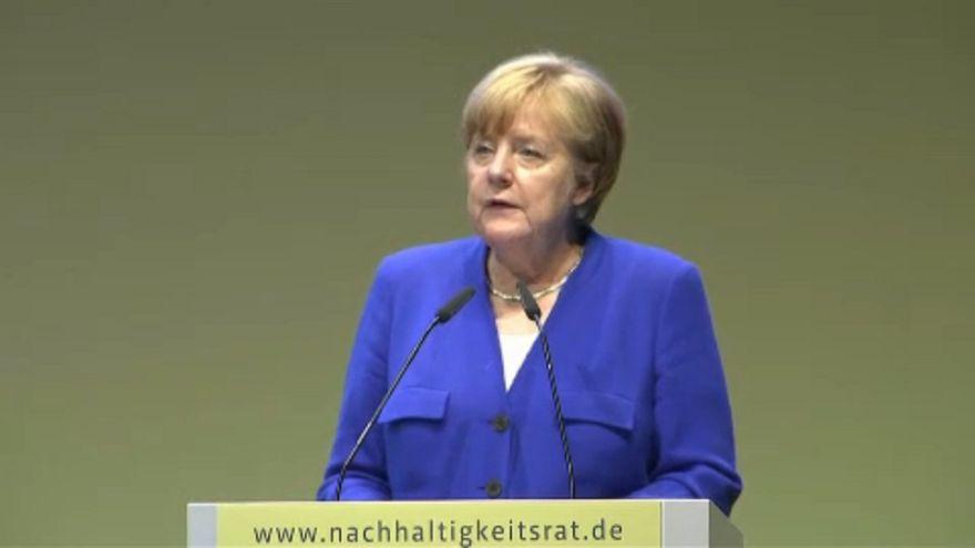 Überwiegend positives Echo in Europa auf Merkels Reformideen