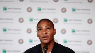 Roland-Garros, c'est fini pour Serena Williams