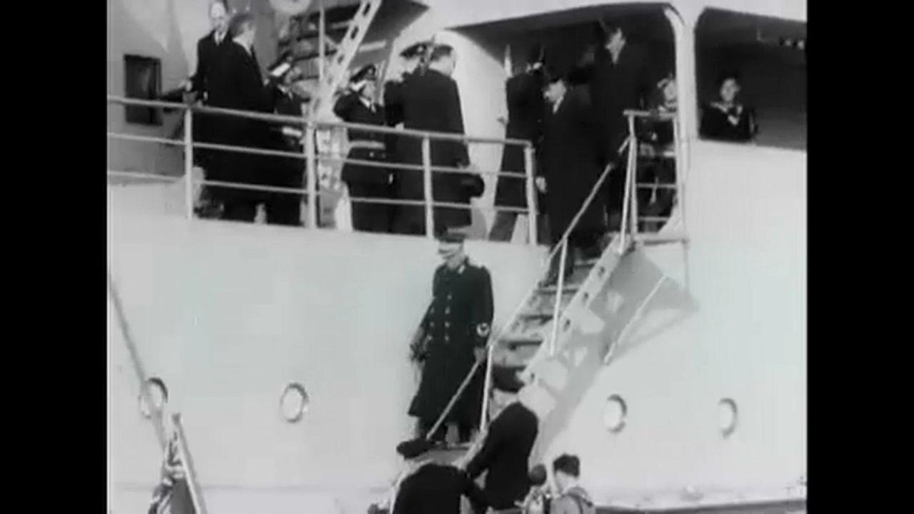 """La polémica """"resurrección"""" del barco de Tito"""