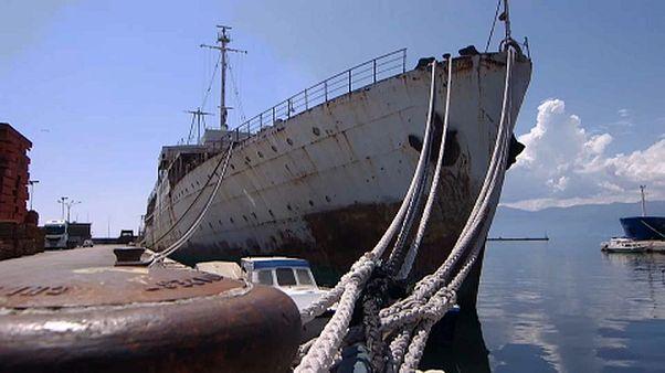 Le yacht rouillé de Tito va devenir un musée flottant
