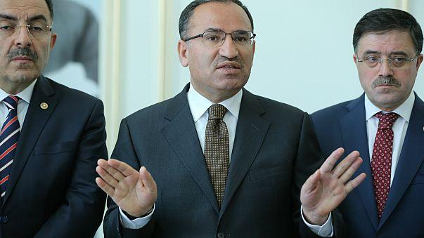 Hükümet sözcüsü Bekir Bozdağ: Türkiye her an Kandil'e girebilir