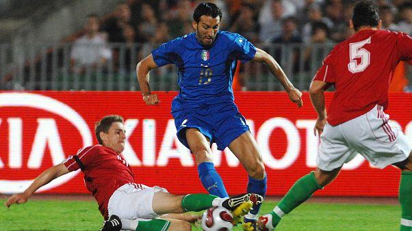 Világbajnok futballista Budapesten