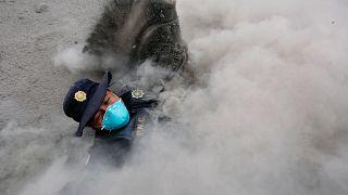 Tod und Verwüstung nach Ausbruch des Feuervulkans