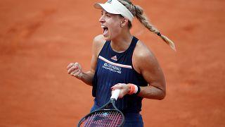 Angélique Kerber Roland Garros