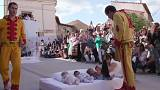 عيد كولاتشو في مدينة كاستريلو دو مورسيا الاسبانية