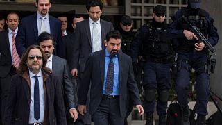 Ελεύθεροι και οι οκτώ Τούρκοι αξιωματικοί - Οργή στην Άγκυρα