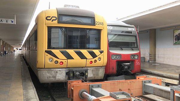 Importante grève ferroviaire au Portugal