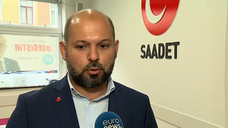 """SP Brüksel Temsilcisi Uzun: """"Avrupalı Türklerin sorunlarına çözüm üreteceğiz"""""""