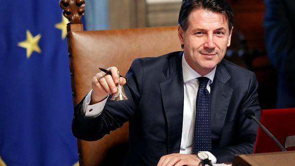 Ιταλία: Ψήφος εμπιστοσύνης αλλά τα δύσκολα είναι μπροστά
