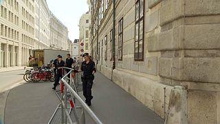 Viena se prepara para la visita de Putin