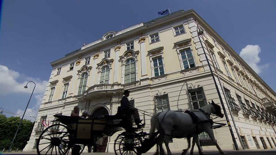 Wladimir Putin zum Arbeitsbesuch in Wien