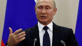 Russia 'not trying to split EU', says Putin