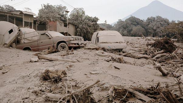 Nέα Πομπηία στην Γουατεμάλα