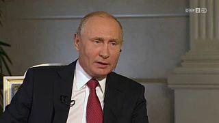 Στην Αυστρία ο Βλαντιμίρ Πούτιν
