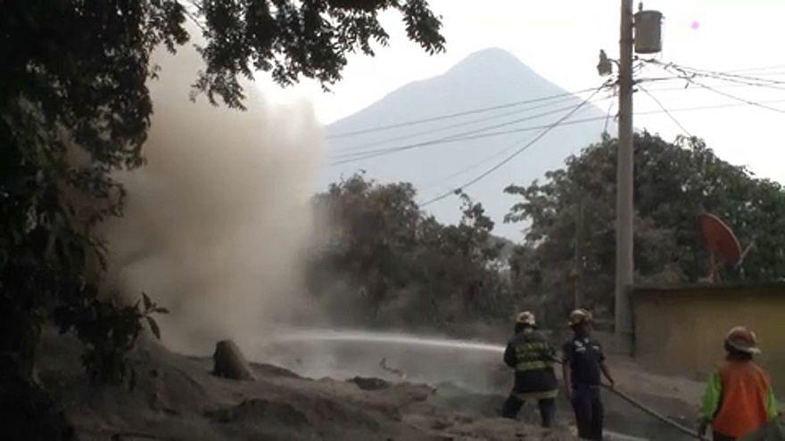 Fuego vulkán: Még több áldozat