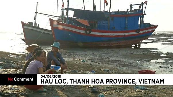 Vietnam : la calamité du plastique