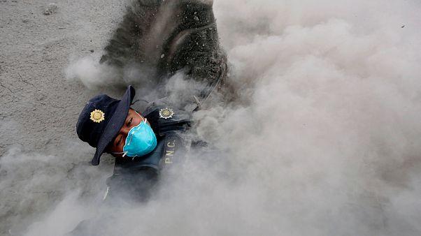 Yanardağ patlaması faciaya dönüştü, ölü sayısı artıyor