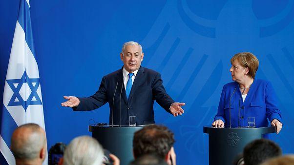 "Netanyahu a Merkel: ""fermiamo l'Iran"""