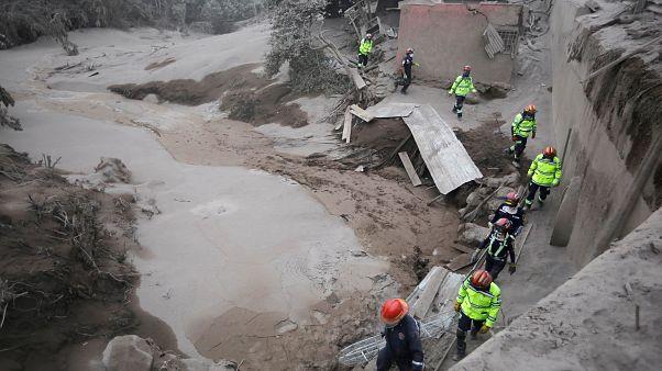Αυξάνονται διαρκώς τα θύματα του ηφαιστείου Φουέγκο