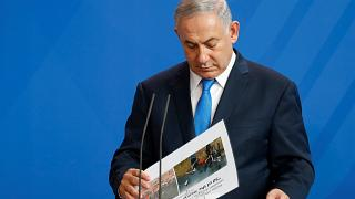 Netanyahu procura apoio contra o Irão