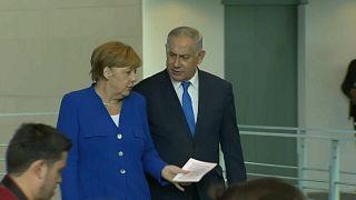 Европейское турне Биньямина Нетаньяху
