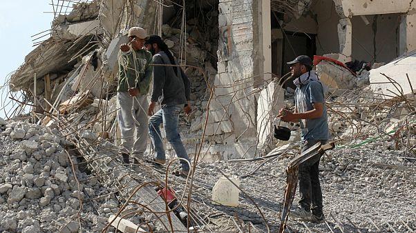 شهر رقه سوریه