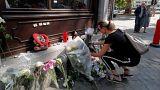 Λιέγη: Θρήνος στην κηδεία των θυμάτων της τρομοκρατικής επίθεσης
