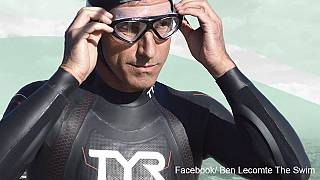 French swimmer begins Pacific Ocean crossing to fight 'plastic smog'