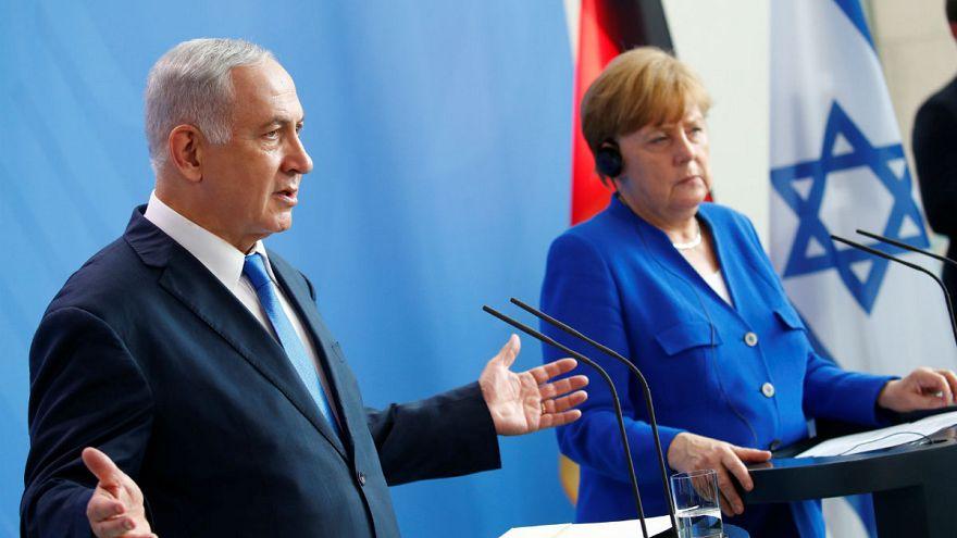 Irán ellen kampányol Európában az izraeli kormányfő