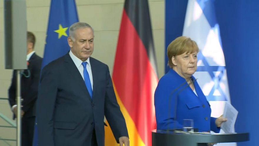 Israel presiona a Europa sobre Irán